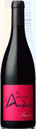 A.O.C. Côtes du Rhône « Secret d'ANDRE » 2011
